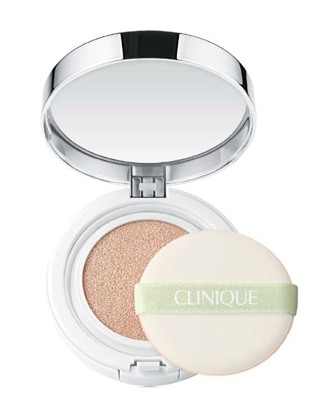 clinique cushion foundation on the way and cosmetics