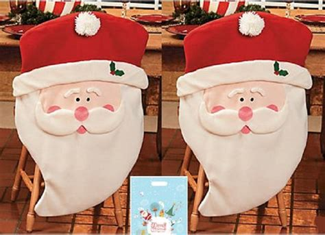 best 28 santa claus chair covers christmas chair cover