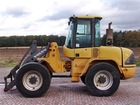 volvo l45 wheel loader from netherlands for sale at truck1