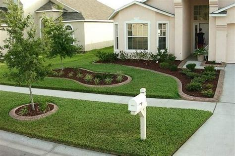 front yard landscapes architectural design