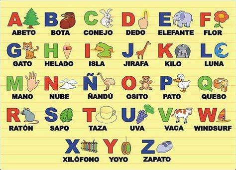 libro ba ando espagnol im 225 genes del abecedario letras dibujos fotos para imprimir informaci 243 n im 225 genes