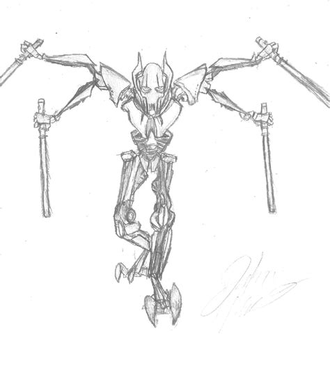 General Grievous Coloring Page free coloring pages of general grevious lego