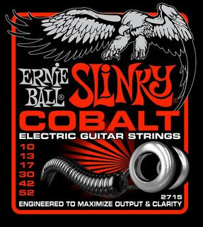 light top heavy bottom strings ernie electric page 1