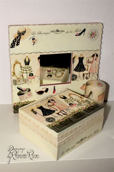 Decoupage Gift Ideas - best 25 decoupage box ideas on diy decoupage