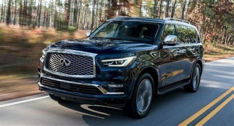 Infiniti For 2020 by 2020 Infiniti Qx80 Will Get A Minor Facelift Nissan Alliance