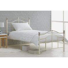 argos single bed headboards buy schreiber canford super kingsize bed frame nickel at