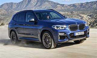 new car side by side comparison new bmw x3 vs bmw x3 side by side comparison