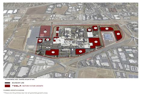to fremont where tesla will continue to assemble finished vehicles this is what tesla s expanded fremont factory will look like