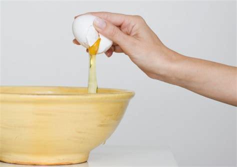 Masker White Egg egg white mask