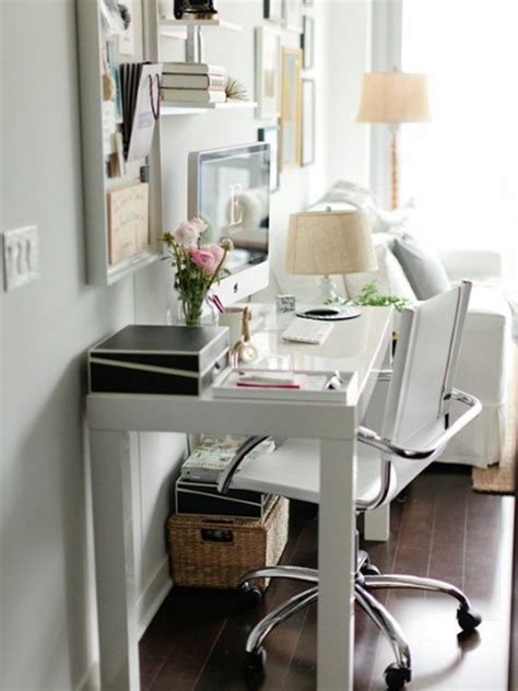 and small home office desk ideas