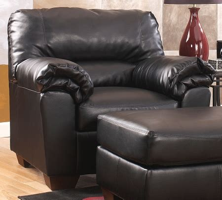 black leather chair and ottoman black leather chair ottoman