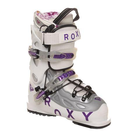 how to make ski boots more comfortable roxy alakazam ski boots women s 2009 evo outlet
