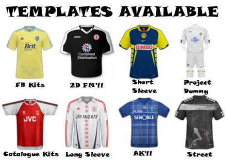 football manager kit templates for photoshop scott s fantasy fm kit request thread