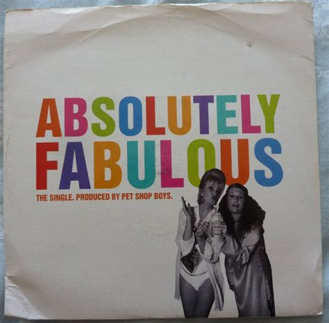 Absolutely Fabulous Fabsugar Want Need 51 by Absolutely Fabulous Vinyl Cds And Memorabilia Vinylnet