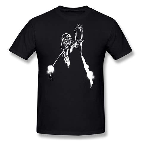 best rock t shirt top brand t shirt rock darth graffiti 100 cotton