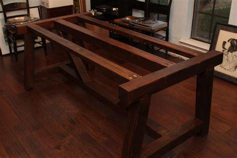 truss beam table ana white