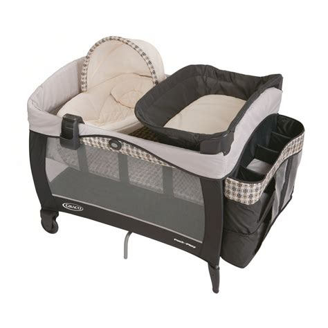 Graco Pack N Play With Changing Table And Bassinet Graco Pack N Play With Newborn Napper Elite