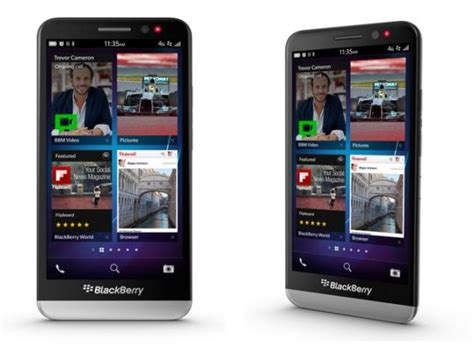Touchscreen Acer Zi30 blackberry z30 price specifications features comparison