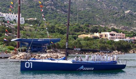 dove si trova porto cervo yacht club costa smeralda celebrates 30 years of azzurra