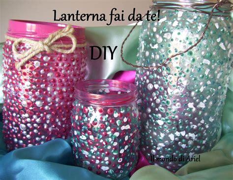 Vasetti Portacandele Fai Da Te by Lanterne Fai Da Te Riciclo Barattoli Decoglass