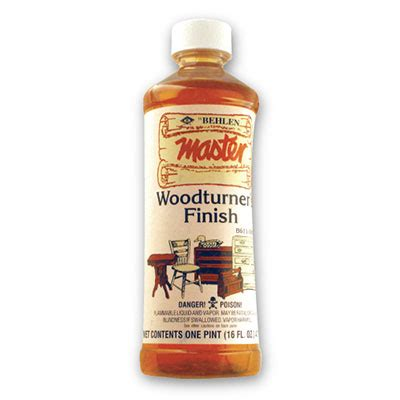 Behlens Woodturners Polish At Penn State Industries