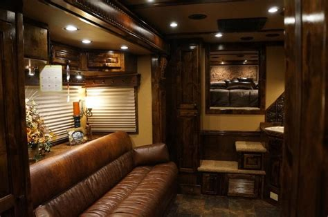 pin by equine rv on living quarter floor plans pinterest outlaw conversions amazing horse trailer living quarters