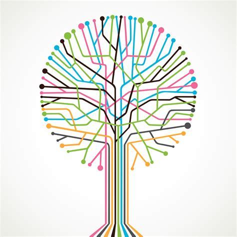 Designer Trees - design tree design thinking design label design