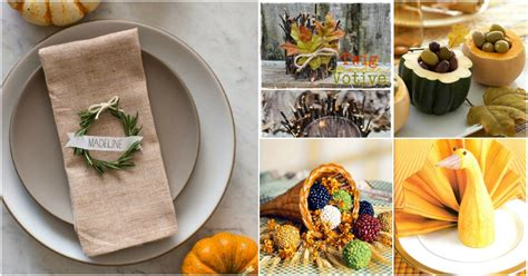 thanksgiving decorations to make at home 25 easy to make diy thanksgiving decorating ideas diy