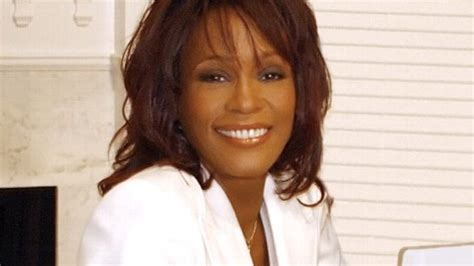 whitney houston and diane sawyer interview whitney houston items will be auctioned today 106 7 wtlc