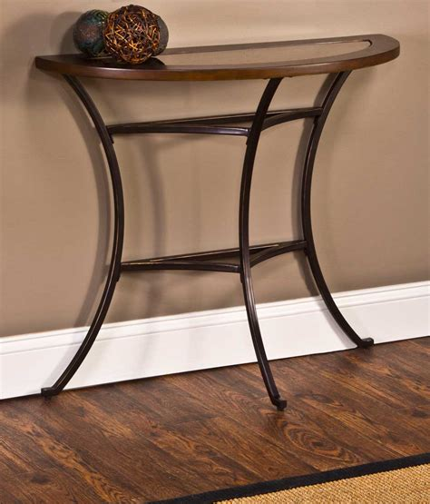 glass and metal sofa table glass console tables dealing with glass console table