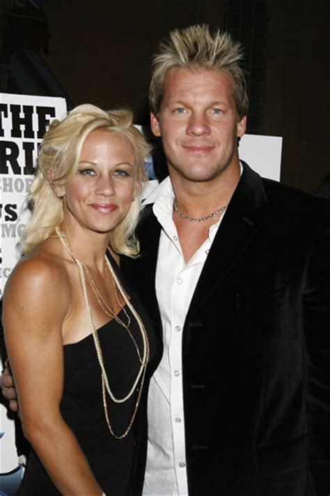 new wrestling players chris jericho wwe wife pictures 2012