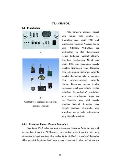 fungsi transistor bipolar unipolar dan unijunction komponen transistor bipolar 28 images ndolem jenis transistor dan simbol transistor bipolar