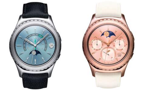 Samsung Gear S Smartwatch Stylish Samsung Rolls Out Stylish Gear S2 Classic Smartwatches