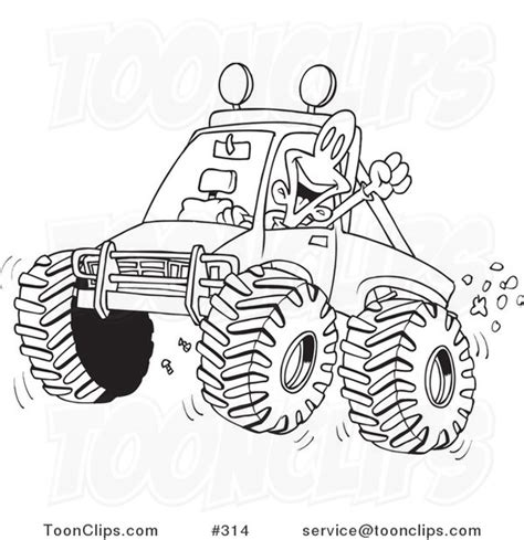 mud truck coloring page how to draw trucks in mud