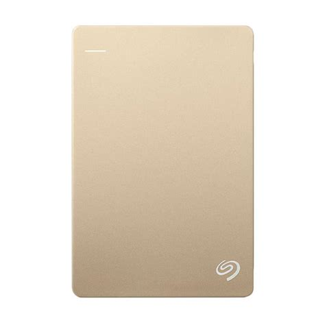 Harddisk Seagate Backup Plus Slim 1tb Pouch jual seagate backup plus slim hardisk eksternal gold 1