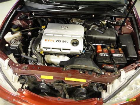 3 0 Toyota Engine 2003 Toyota Camry Xle V6 3 0 Liter Dohc 24 Valve V6 Engine