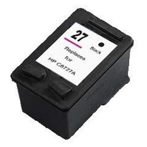 Tinta Hp27 tinta hp 27 compatible negro guadalsistema