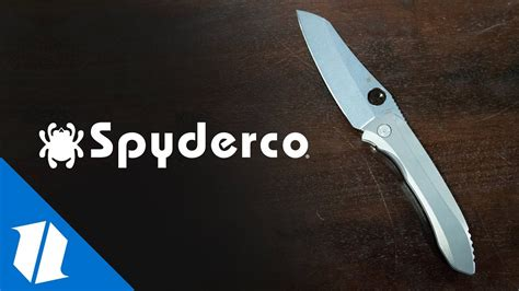 new spyderco knives at show 2018 blade hq