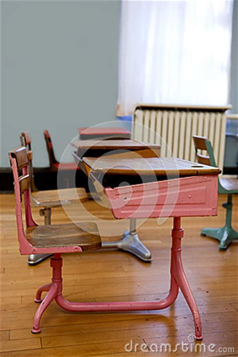 fashioned student desk fashioned student desks royalty free stock photos