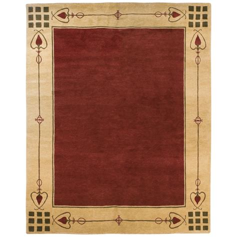 highland park stickley rug