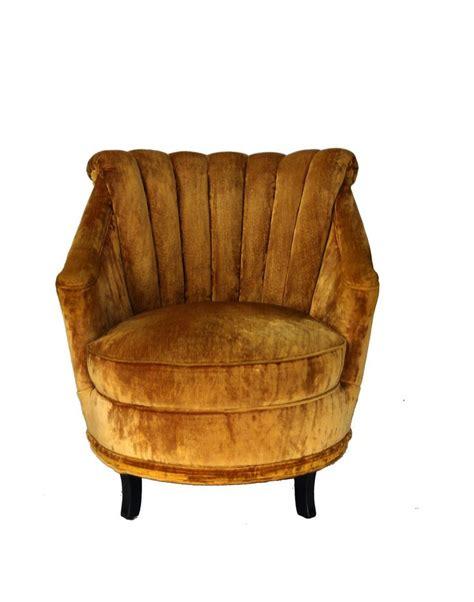gold velvet chair dwelling