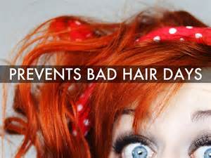 These Are Bad Hair Days by Why Lighting Matters By Lette Birn