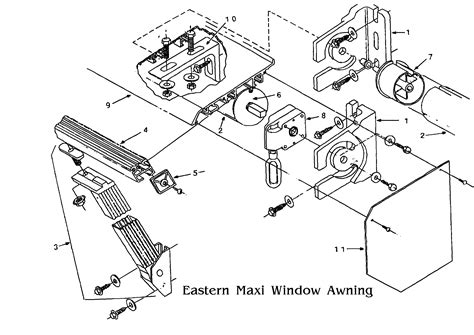 Eastern Awning Systems eastern awning mini maxi awning systems