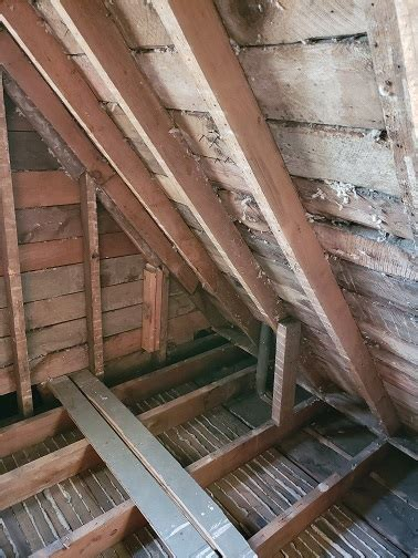 Sistering Attic Floor Joists To Main Level Ceiling