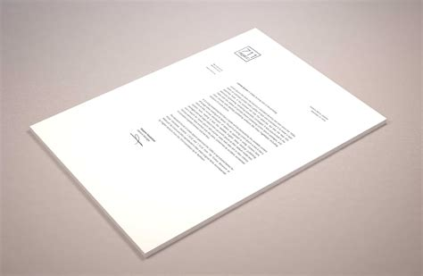business letter mockup 10 free psd letterhead mockups freecreatives