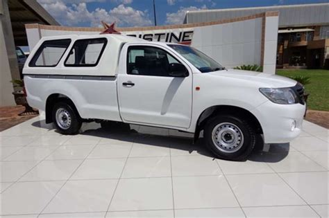 Cover Fogl Hilux 2012 2012 toyota hilux 2 5d4d single cab ldvs panel vans trucks for sale in gauteng r 199 950 on