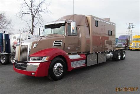 2017 western 5700xe conventional trucks for sale 29