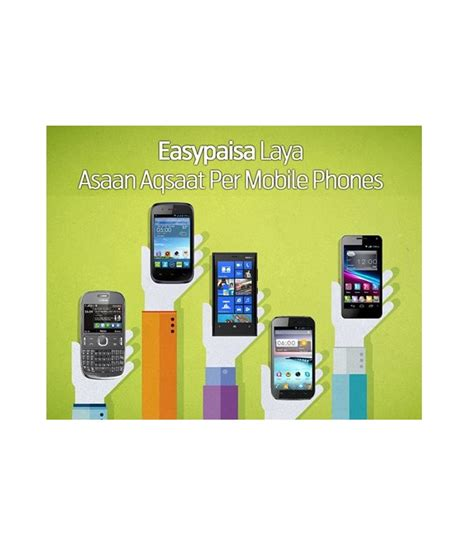 mobile phone offers easypaisa offers mobile phones on installment