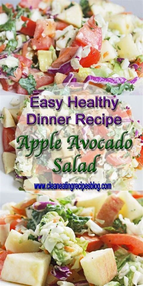 dinner salad recipes 17 best images about healthy recipes for one on pinterest