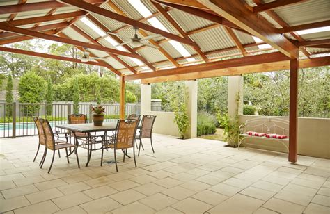 Timber Patio by Pergolas And Patios